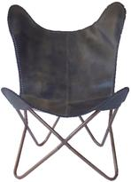 Butterfly Chair Antique Black