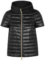 Herno Black Shell Jacket