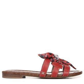 Sam Edelman womens Bay Slide Sandal Natural 10.5 M