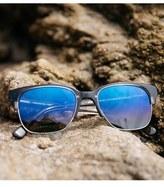 Shwood Men's 'Newport' 52Mm Polarized Sunglasses - Charcoal/ Elm