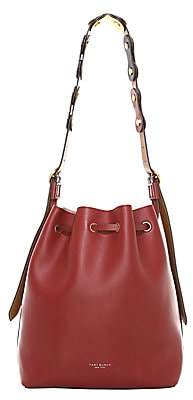 Tory Burch Women's Caroline Leather Hobo Bag