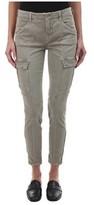 J Brand Women's Mid-Rise Houlihan Cargo Skinny Jean