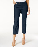 Charter Club Petite Extended-Tab Capri Pants, Only At Macy's