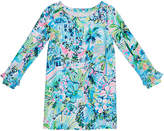 Lilly Pulitzer Mini Sophie UPF 50+ Ruffle Dress, Size XS-XL