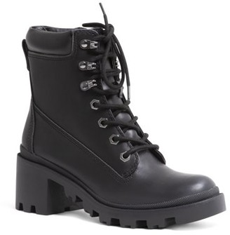 Madden-Girl Dillan Combat Boot (Women's)