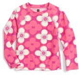 Tea Collection Toddler Girl's Curl Curl Rashguard