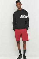Nike Sb Everett Red Woven Shorts