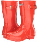 Hunter Short Gloss Rain Boots Women's Rain Boots