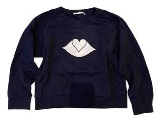 See by Chloe Blue Cotton Knitwear