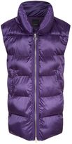 Pinko Longline Quilted Gilet