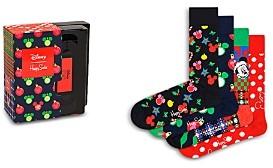 Happy Socks Disney Gift Box - Set of 4 Socks