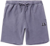 Cav Empt - Overdyed Cotton-jersey Drawstring Shorts