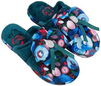 Aerusi Coral Slipper Blue Women's Shoe Size 7.5