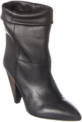 Isabel Marant Luido Leather Bootie