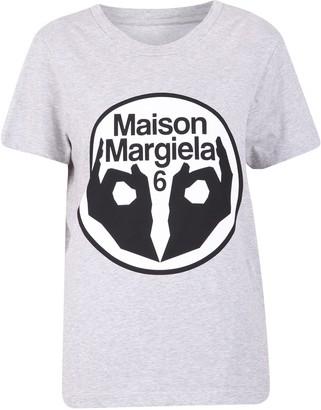 MM6 MAISON MARGIELA Logo T-Shirt