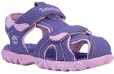 Timberland Girls' Splashtown Closed Toe Sandal Preschool