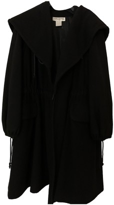 Sonia Rykiel Black Cashmere Coat for Women