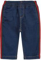 Gucci Webbing Stripe Jeans