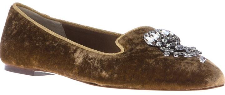 Dolce & Gabbana embellished loafer