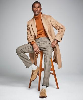 Todd Snyder Sutton Glen Plaid Wool Trouser in Brown
