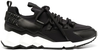 Pierre Hardy Trek Comet low-top sneakers
