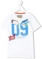 Vingino printed T-shirt - kids - Cotton - 4 yrs