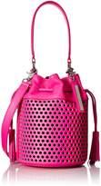 Loeffler Randall Mini Industry Bucket Cross Body Bag