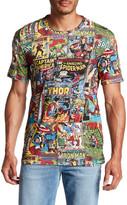 Eleven Paris ELEVENPARIS Marvel (R) Graphic Print Short Sleeve T-Shirt