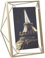 Umbra Prisma Brass Picture Frame