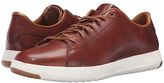 Cole Haan GrandPro Tennis Handstain Sneaker (Woodbury) Men's Shoes