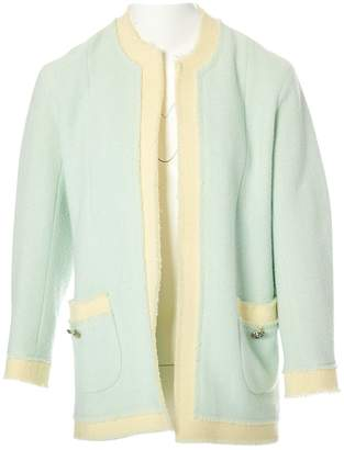 Meadham Kirchhoff Green Wool Jacket for Women