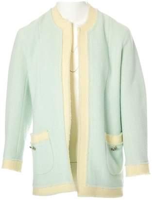 Meadham Kirchhoff Green Wool Jackets