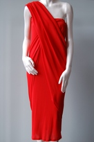 Osman 3-in-1 Red Dress