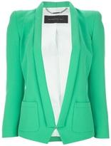 Barbara Bui shawl collar blazer