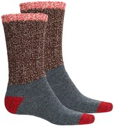 Woolrich Ragg Color-Block Socks - 2-Pack, Crew (For Women)