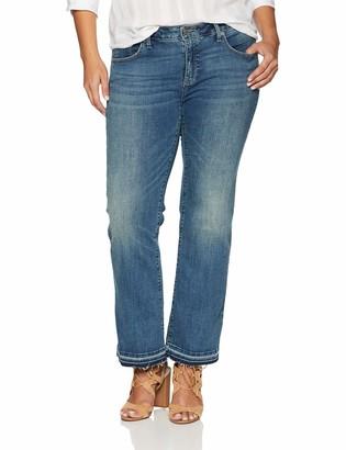 Lucky Brand Women's Plus Size MID Rise Lolita Bootcut Jean