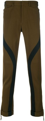 Jean Paul Gaultier Pre-Owned military trousers