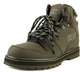 DC Peary Spt Men Round Toe Synthetic Black Hiking Shoe.