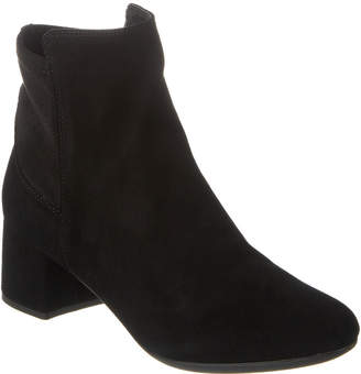 The Flexx Block Party Leather Bootie
