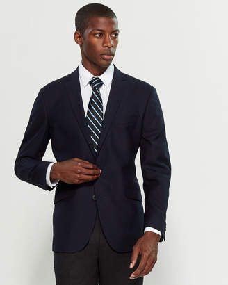 Kenneth Cole Reaction Modern Fit Flex Suit Jacket