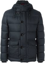 Fay padded jacket - men - Feather Down/Polyamide/Polyester - L