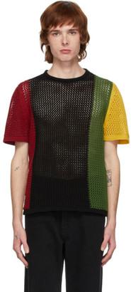 Telfar Multicolor Mesh Ringer T-Shirt
