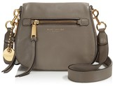 Marc Jacobs Recruit Small Nomad Leather Saddle Bag