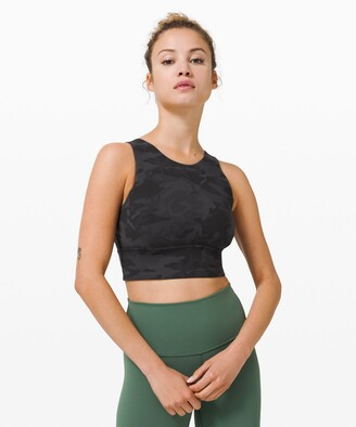 Lululemon Stronger As One Long Line Bra