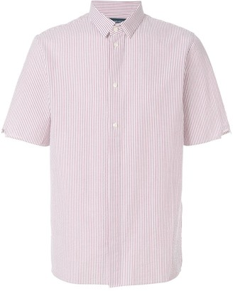 Natural Selection Bombay striped shirt