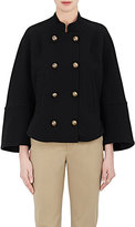 Chloé WOMEN'S WOOL CAPE-SLEEVE JACKET