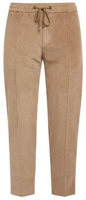Pal Zileri Corduroy Drawstring Trousers
