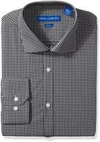 Vince Camuto Men's Slim Fit Small Dress Shirt