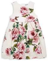 Dolce & Gabbana Toddler's, Little Girl's& Girl's Sleeveless Dress