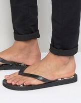 O'neill Profile Pattern Flip Flops